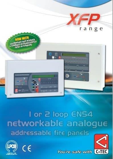Brochure CTec XFP Addressable