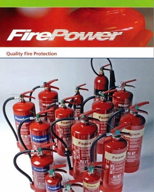 Brochure FirePower Tech Data
